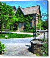 Niagara Falls Botanical Garden Y1 Acrylic Print