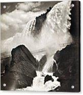 Niagara Falls, C1888 Acrylic Print