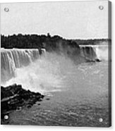 Niagara Falls, C1900 Acrylic Print