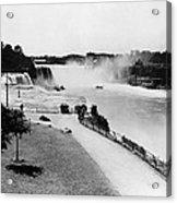 Niagara Falls, C1905 Acrylic Print