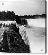 Niagara Falls, C1910 Acrylic Print
