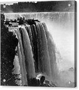 Niagara Falls, C1911 Acrylic Print