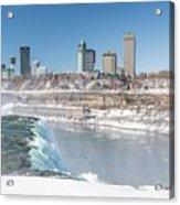 Niagara Falls Acrylic Print