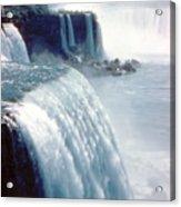 Niagara Falls New York State Acrylic Print