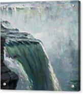 Niagara Falls Ny Acrylic Print