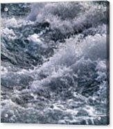 Niagara Falls Rapids Acrylic Print