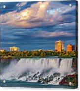Niagara Falls - The American Side 3 Acrylic Print