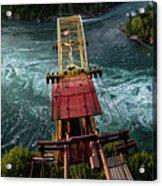 Niagara Falls The Whirlpool Acrylic Print