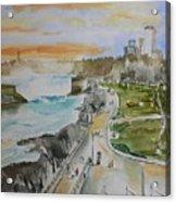 Niagara In Spring Acrylic Print