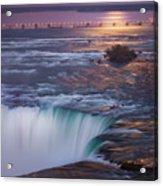 Niagara Reflections Acrylic Print