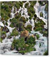 Niagara Springs Acrylic Print