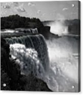 Niagara's Fury Acrylic Print