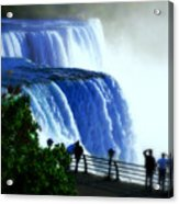 Niagra Falls Acrylic Print