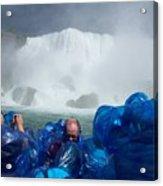 Niagra Falls Photographers Acrylic Print