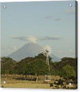 Nicaragua Landscape Acrylic Print