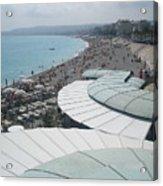 Nice By The Sea. Acrylic Print