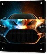 Nice Car Acrylic Print