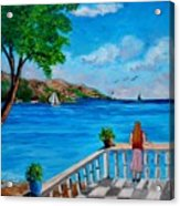 Nice View Acrylic Print