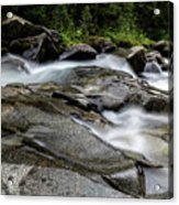 Nickel Creek Acrylic Print