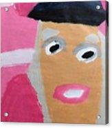 Nicki Minaj Acrylic Print