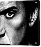 Nicolas Cage Acrylic Print