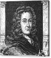 Nicolas L�mery, French Chemist Acrylic Print