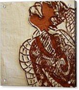 Nicole - Tile Acrylic Print