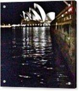 Night At The Opera Acrylic Print