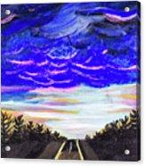 Night Drives #2 Acrylic Print