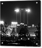 Night Game Acrylic Print