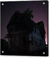 Night House Acrylic Print