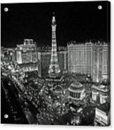 night in Vegas Acrylic Print