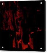 Night Mind Acrylic Print