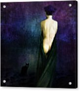 Night Of Suicides  Acrylic Print