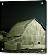Night On The Farm Acrylic Print