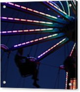 Night Ride Acrylic Print