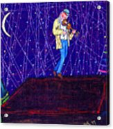 Night Song  Acrylic Print