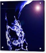 Night Water Acrylic Print