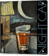 Nightcap Poster Acrylic Print