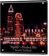 Nightlife Acrylic Print