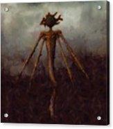 Nightmare Monster Acrylic Print