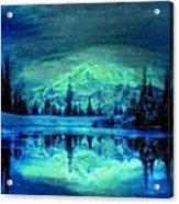 Nights Scope Dreams Acrylic Print