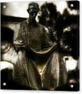 Nikola Tesla Acrylic Print