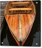 Nipissing Boat Acrylic Print