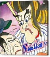 Nippon Baseball  Acrylic Print
