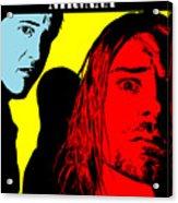 Nirvana No.01 Acrylic Print