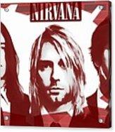 Nirvana Tribute Acrylic Print
