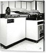 Nist-7, Atomic Clock Acrylic Print