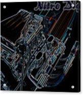 Nitro Digger 4 Acrylic Print