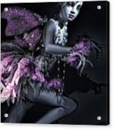 Nixie Acrylic Print